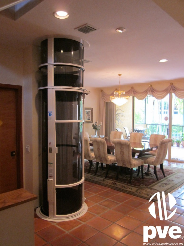 Ascensor neumatico pve30 ascensores para casas particulares - Ascensores para casas ...